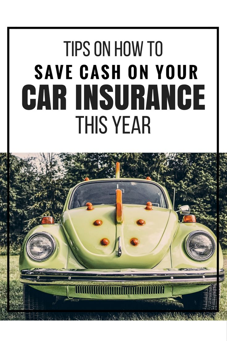 Tips On How to Save Cash On Your Car Insurance This Year
