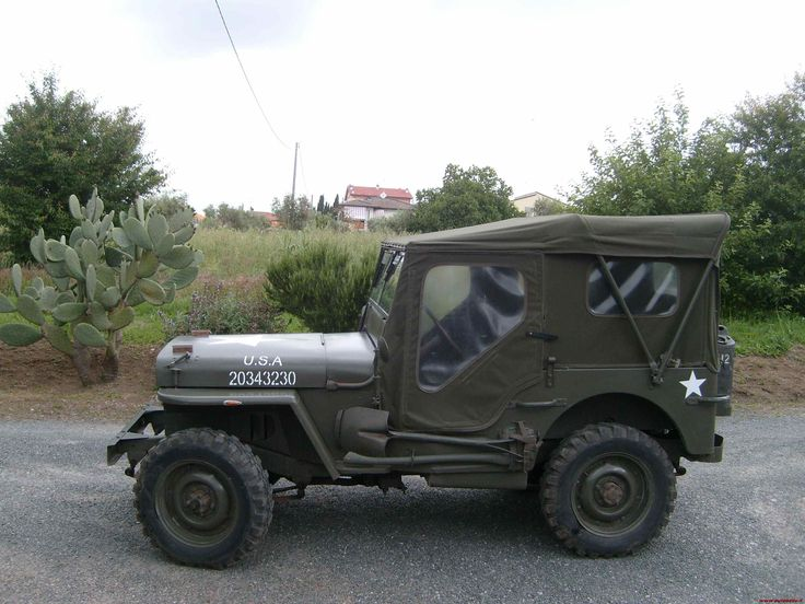 1942 Ford GPW Military Jeep with hot women | VENDO Jeep Willys Ford GPW CECINA (LI) ITALIA (112380) Annunci ...