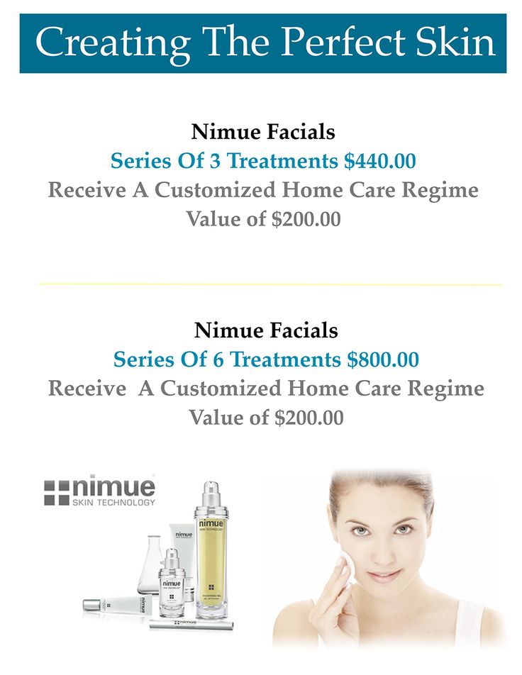 Be sure to inquire about your FREE Nimue Skin Technology Home #Skincare Regime when you purchase a Nimue facial at Michael's.   +Nimue Skin Technology - International  #salon #hair #Spa #Mississauga #HairTips #HairCare #Hairstyle #Haircare #Beauty #Fashion #Haircut #HairstylesForWomen #LongHair #Haircuts #HairExtensions #Hairstyles #Skincare #HairColor #HairCareTips #NaturalHairCare #HairTips #HairSalon #mississauga #clarkson #clarksonON