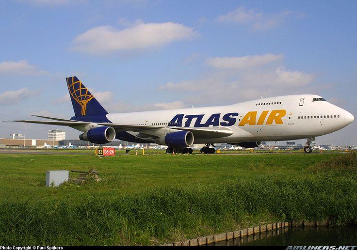 Boeing 747-243B(SF) - Atlas Air | Aviation Photo #0245595 | msn 23476 ln 647