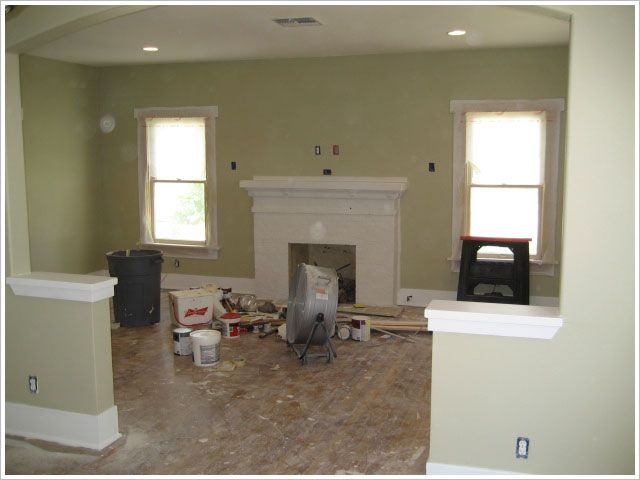 42 best images about trimming the house on pinterest for Craftsman interior trim