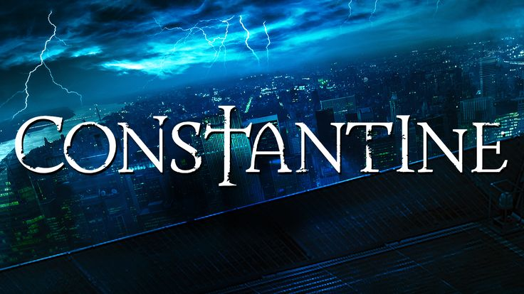 New Constantine series starting 10/24/14