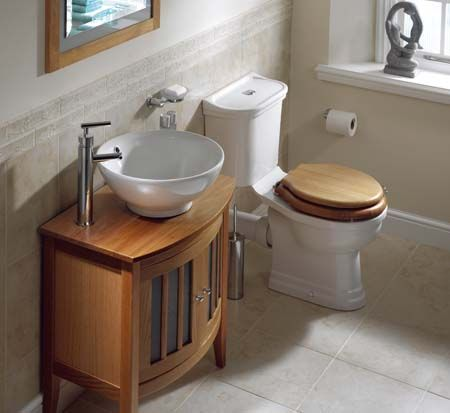 Classic - Porselen i klassisk engelsk design fra Imperial Bathrooms. - Little England Design A/S