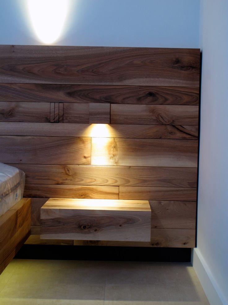 17 mejores ideas sobre camas de madera en pinterest - Cama dosel madera ...