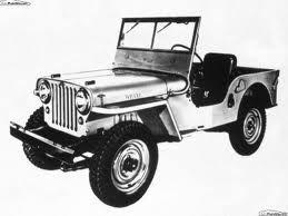 HARMONI: History Of The Jeep