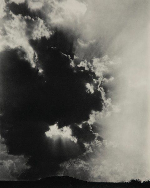 Music: A Sequence of Ten Cloud Photographs, no. VII, 1922, Alfred Stieglitz, $ 137,000.  ========================= Music: A Sequence of Ten Cloud Photographs, no. VII, 1922, Альфред (С)Штиглиц, $ 137.000.