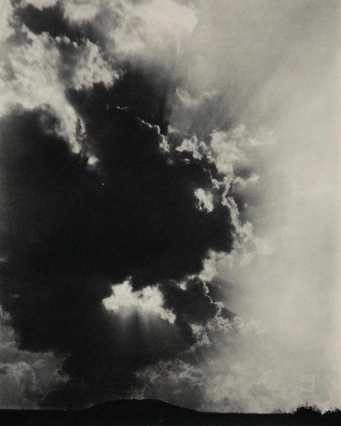 Music: A Sequence of Ten Cloud Photographs, no. VII, 1922, Alfred Stieglitz, $ 137,000.  ========================= Music: A Sequence of Ten Cloud Photographs, no. VII, 1922, Альфред (С)Штиглиц, $ 137.000.