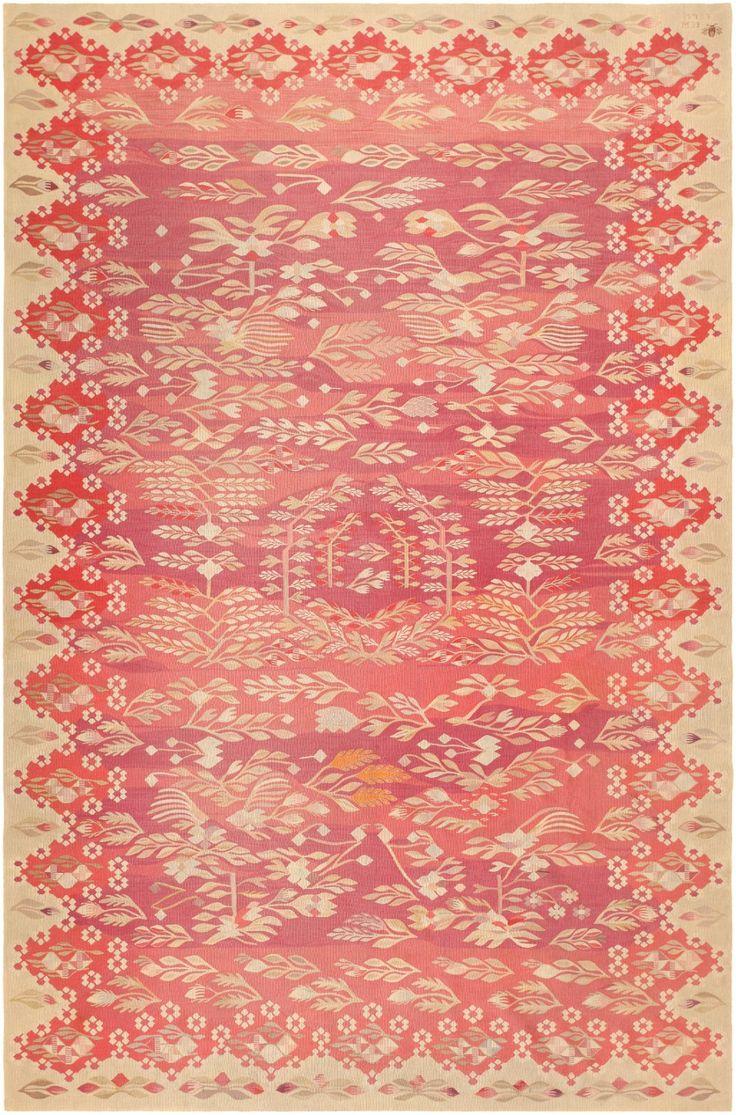 antique-romanian-bessarabian-kilim-46906-detail.jpg 1,000×1,515 pixels
