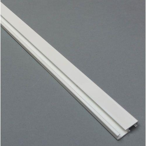 Gardinenschiene Vorhangschiene Aluminium-Gardinenschiene gebogen Alu-Gardinenchiene,1-läufig,2-läufig,3-läufig,4-läufig,5-läufig