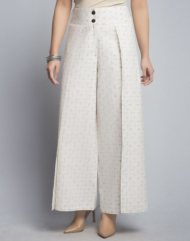 20160125-fabindia-cotton-ikat-wrap-contrast-palazzo-f-white-black.jpg 1,000×1,270 pixels