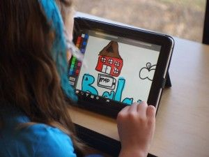 Great ways to use iPads for interventions!