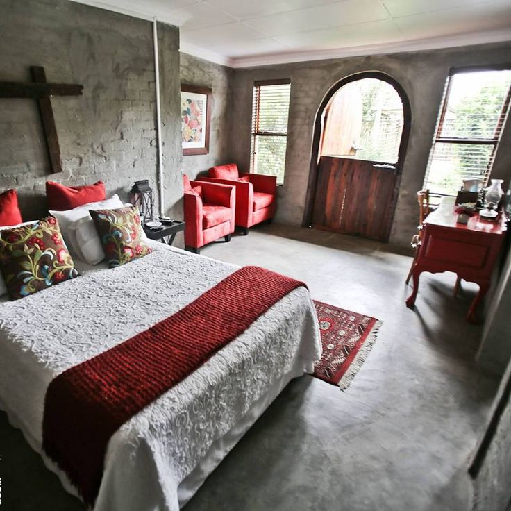 Makojalo has two Double bedrooms