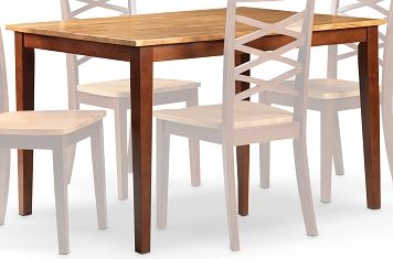 Casual Dining Room Furniture-Lucy Table