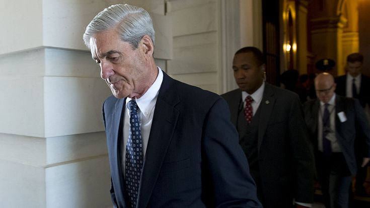 A conservative House Republican is calling for Robert Mueller to resign as special counsel overseeing the FBI investigation of possible collusion between the Trump campaign and the Russian government.