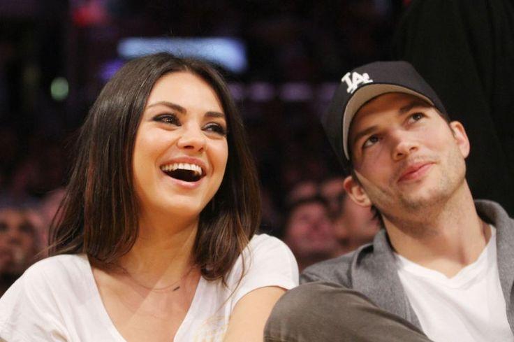 Mila Kunis And Ashton Kutcher Got Married This Weekend, No You're Not Having Deja Vu