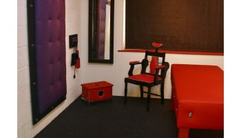 The Red Room Of Pain Play Room Fetish Furniture Pinterest