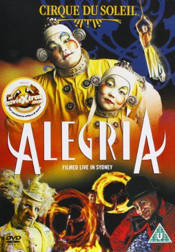 From 2.42:Cirque Du Soleil - Alegria [dvd]   [2005] | Shopods.com