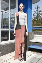 14'SS lookbook #fashion #fibula #fibulafashion #fibuladesign #womanswear #womansfashion #fischervilla #moholynagylaszlo #asymmetric #layers