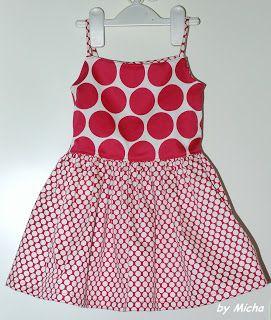 by Micha: Letní šaty