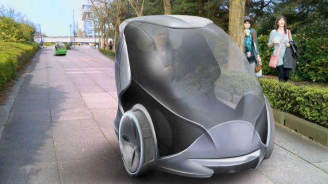 Five future transportation technologies that will actually happen