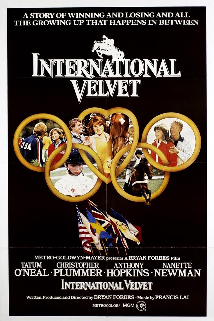 International Velvet (1978) GB MGM D/Prod/Sc: Bryan Forbes. Tatum O'Neal, Nanette Newman, Anthony Hopkins, Christopher Plummer. 06/05/07