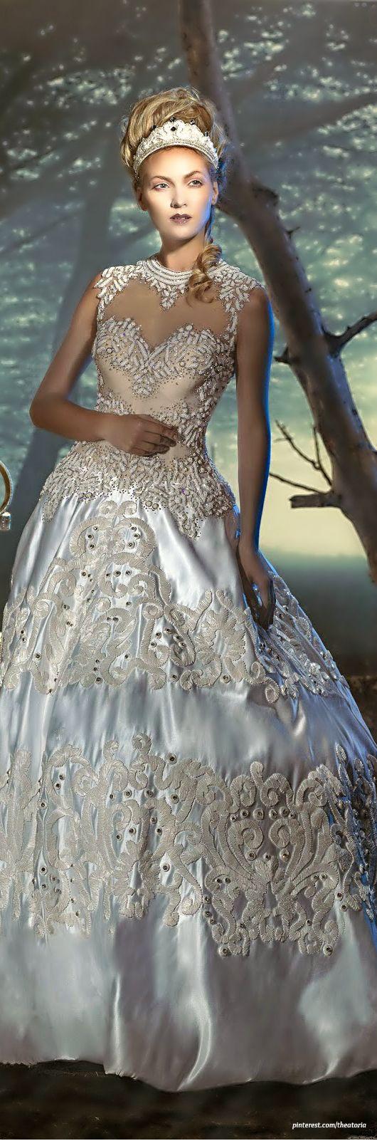 Wedding Dress ● Dar Sara 2014