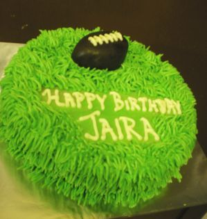 Party With Cakes: For a rugby fan