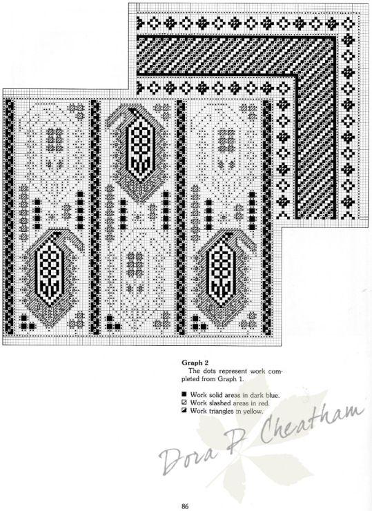 Gallery.ru / Фото #23 - Needlepoint Designs from Oriental Rugs - Dora2012