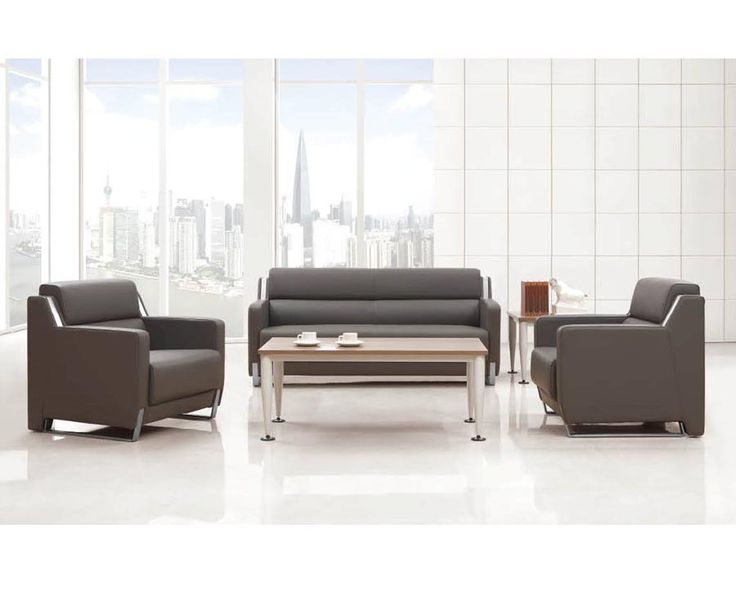 Impress office furniture is provide grey color sofa in affordable prices