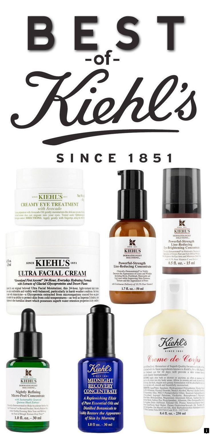 Discover More About Skin Care Specialist Simply Click Here To Get More Information Do Not Miss Our W Kiehl S Skin Care Skin Care Brands Sensitive Skin Care