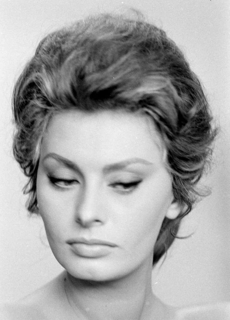 62 best Sophia Loren images on Pinterest | All alone ...