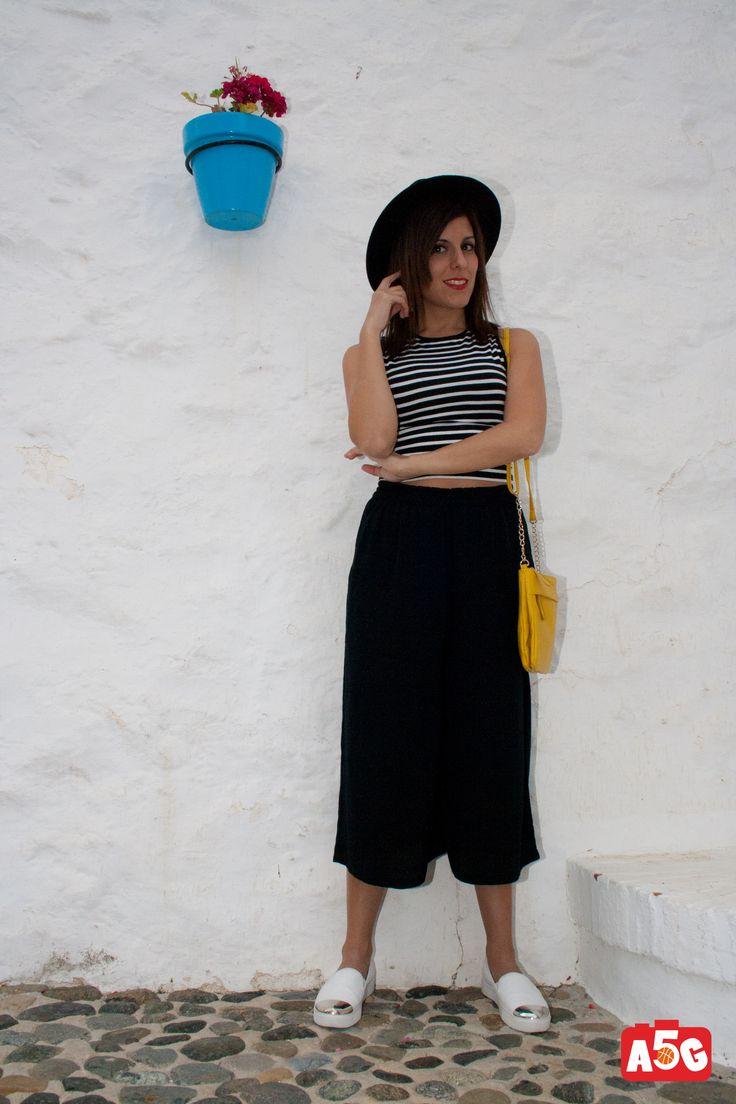 Pantalones Culotte! la nueva tendencia!