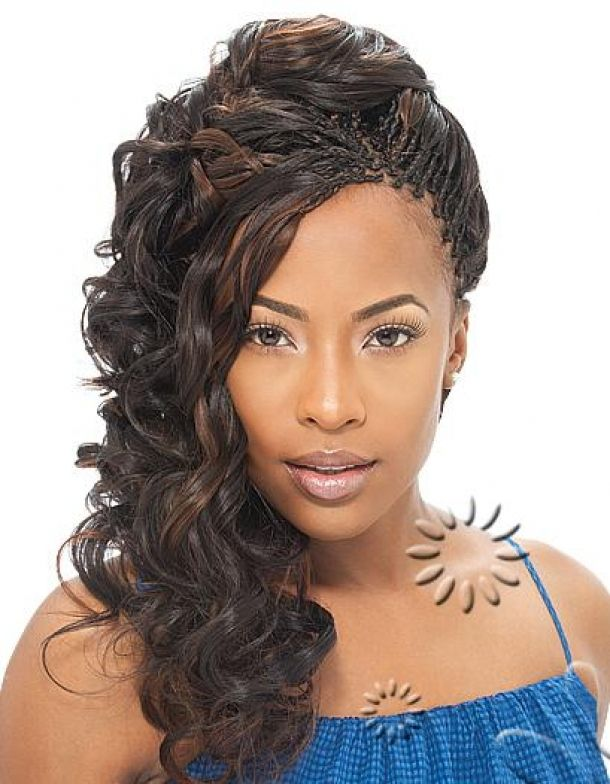 Terrific 1000 Images About Hair On Pinterest Tree Braids Hairstyles Short Hairstyles For Black Women Fulllsitofus