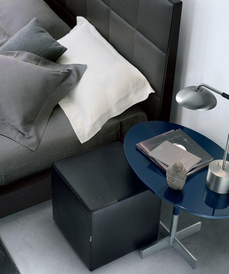 Jesse - Mobili Arredamento Design - Letti - PLAZA