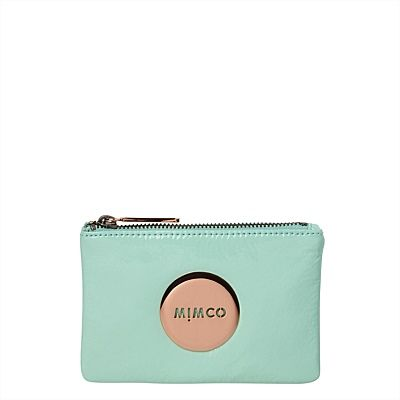 Mimco Pouch- I have this in black but I'd like one in every colour. Thanks Santa