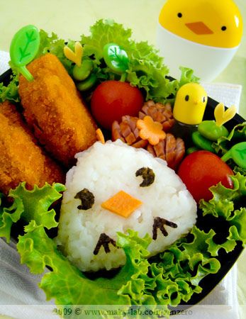 Bento 25 #bento #cute #food