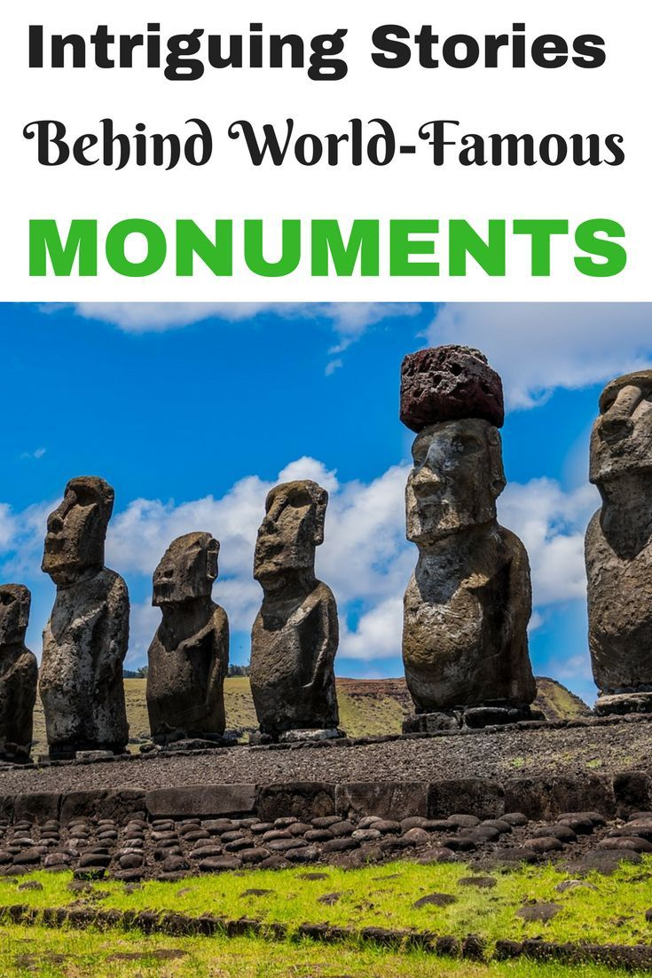 Here we relay some of these stories to you, with all the humor, the irony, and the regret, behind the world-famous buildings. #worldfamous #worldfamousmonuments #monuments #popularsights