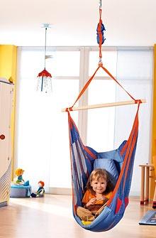 HABA - Erfinder für Kinder - Schaukelsitz Chilly - Schaukeln + Zimmerzelte - Kinderzimmer - Spielzeug & Möbel