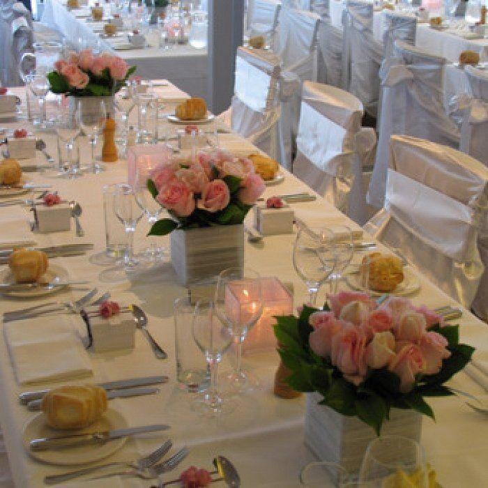 Свадебные композиции из цветов на столы, в залы! Часть 2. – 458 фотографий