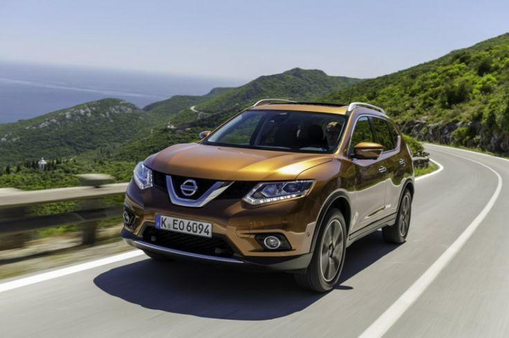 2014 Nissan X-Trail first drive - Telegraph