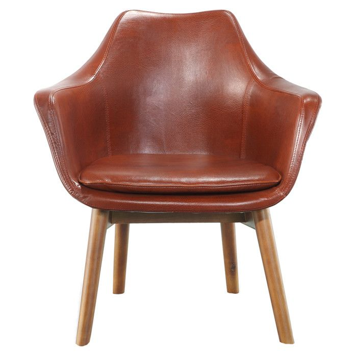Best 20+ Brown leather chairs ideas on Pinterest | Leather chairs ...