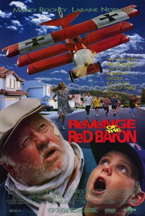 Revenge of the Red Baron 【 FuII • Movie • Streaming