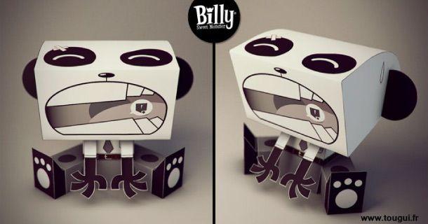 Billy_Monster_Pandacrew