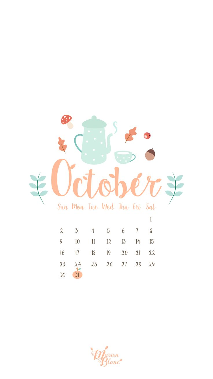 October 2016 - Marion Blanc