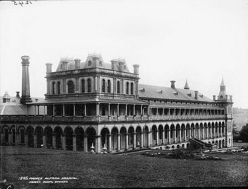 Prince Alfred Hospital Sydney
