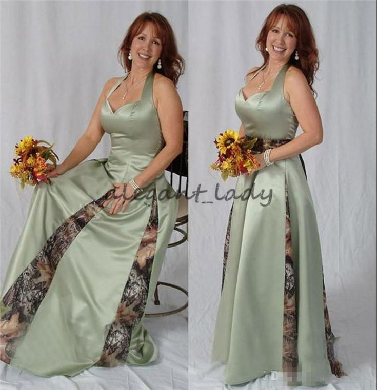 2018 A Line Halter Neck Long Satin Mother Of The Bride Groom Dresses With Camo Satin Sheer Fashion Pleated Godmother Dresses Overskirt Evening Dress Mother of the Bride Pant Suit Occasion Prom Dress Online with $125.72/Piece on Alegant_lady's Store | DHgate.com