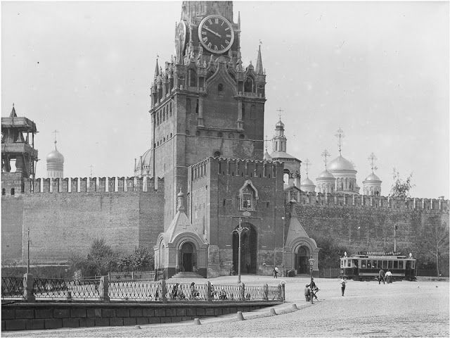 Photos of Moscow Before the Revolution
