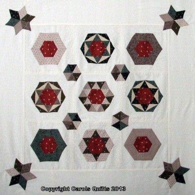 Hexagons – Ultimate 4″ Set – 7 Pieces
