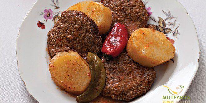 Tencerede Patatesli Köfte | Mutfakta Yemek Tarifleri