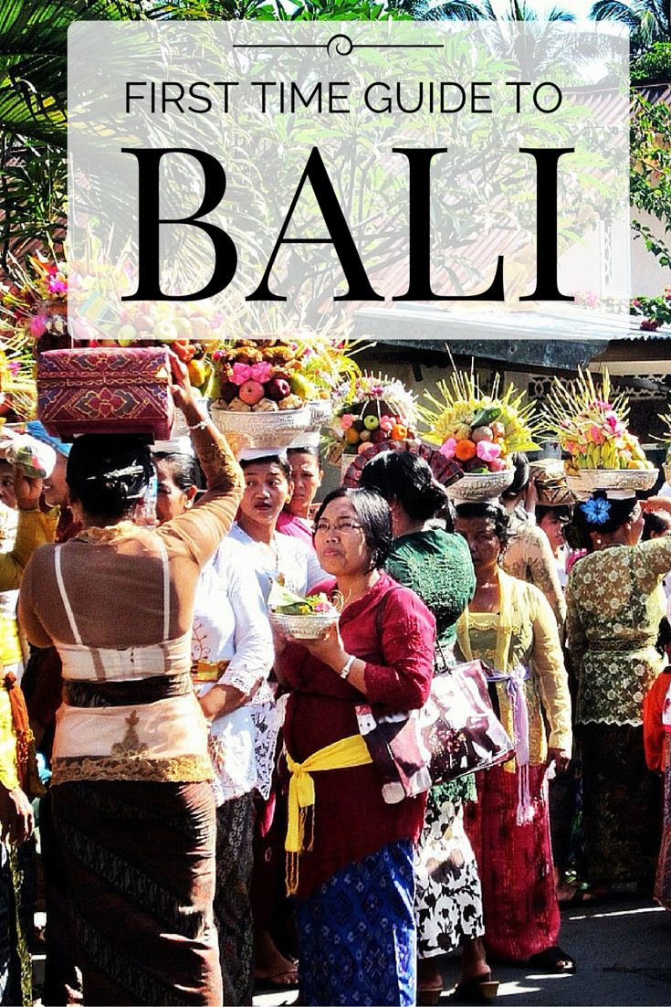 A first-time visitors guide to #Bali. I wrote this free 18-page downloadable ebook to help you plan your trip to this Island of the Gods. You can download this to your phone as a resource and don't need wifi or data to check it. This ebook contains a pictorial food guide as well as helpful phrases in the local language.  | http://www.rtwgirl.com/bali-ebook/